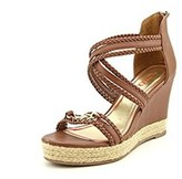 XOXO Flora Women Synthetic Wedge Sandal.