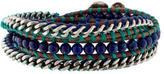 Chan Luu Lapis Wrap Bracelet
