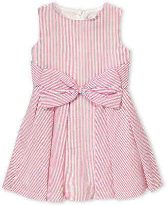 Bardot Infant Girls) Frenchie Stripe Sleeveless Dress