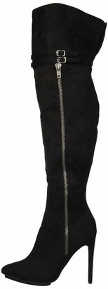 Michael Antonio Women's Katerina-sue Knee High Boot
