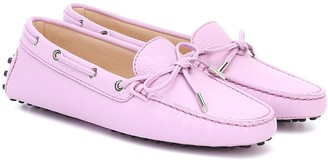 Tod's Heaven leather loafers