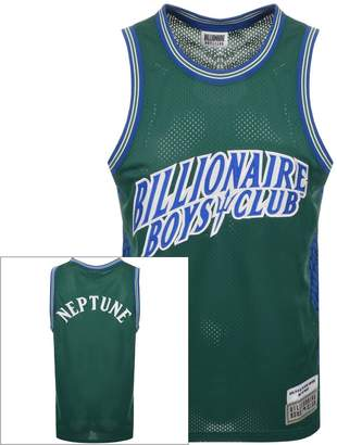 Billionaire Boys Club Baseball Vest Green