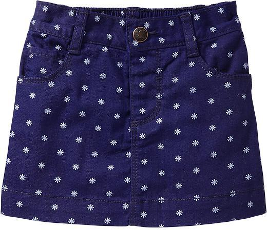 Old Navy Dot Printed Skirts for Baby