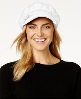 Nine West Bouclandeacute; Newsboy Cap