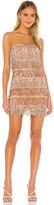 NBD Codi Embellished Mini Dress