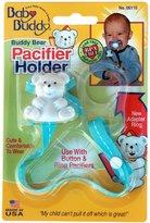 Baby Buddy 00054-OCN-WS Universal Pacifier Holder - Ocean Blue Single Stitch