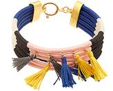 Isabel Marant The Wailers multi-tassel bracelet