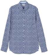 Mango Floria Slim Fit Shirt Dark Navy