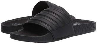adidas Adilette Boost (Footwear White/Footwear White/Footwear White) Athletic Shoes