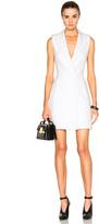 Nicholas Crepe Sleeveless Dress