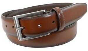 Florsheim Carmine Leather Dress Belt