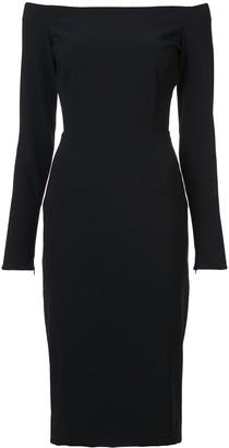 HANEY Megan bardot dress