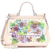 Dolce & Gabbana Sicily Medium leather shoulder bag