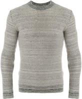 Stephan Schneider fitted long sleeved sweatshirt