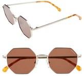 Komono Monroe 51mm Sunglasses