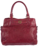 Tory Burch Smooth Leather Satchel