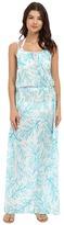 MICHAEL Michael Kors Lantana Long Dress Cover-Up