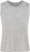 Oxford Lola Knit Vest Grey X