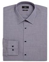 Boss Jano Puppytooth Slim Fit Dress Shirt