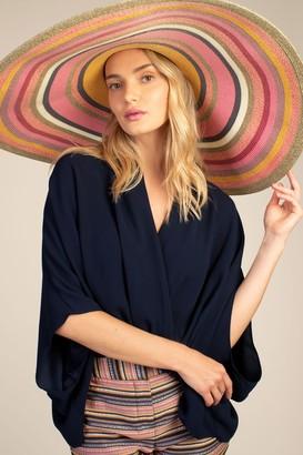Trina Turk Biscayne Shade Hat