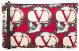 Valentino Garavani x Undercover Rockstud clutch
