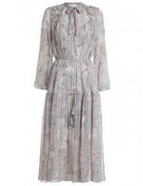Zimmermann Stranded Garland Dress