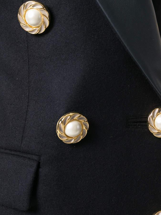 Faith Connexion fitted stripe detail jacket