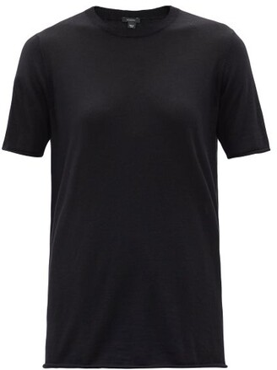 Joseph Cashair Cashmere T-shirt - Black