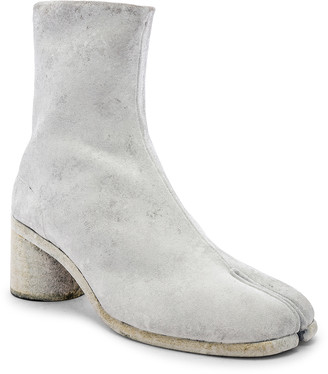 Maison Margiela Tabi Boot in Grey | FWRD