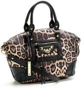 Sam Edelman Marny Leopard Print Satchel Bag