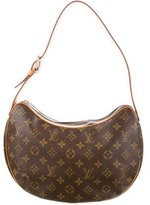 Louis Vuitton Monogram Croissant MM