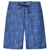 Versace Collection Medusa Print Swim Shorts
