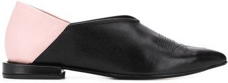 Toga Pulla contrast loafers