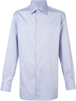 Brioni Clark shirt - men - Cotton - 16