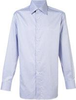 Brioni Clark shirt - men - Cotton - 17 1/2