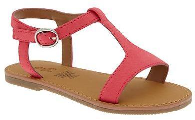 Gap T-strap sandals
