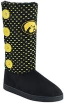 NCAA Women's Iowa Hawkeyes Button Boots