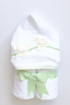 3 Marthas Lamb Hooded Towel
