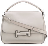 Tod's small Double T tote - women - Leather - One Size