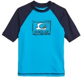 Quiksilver Toddler Boy's Bubble Dream Rashguard