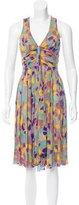 Diane von Furstenberg Aizel Printed Dress