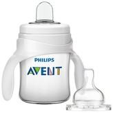 Avent Naturally Philips My Classic+ Trainer Cup, Clear - 4oz (1pk)