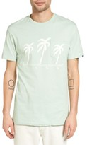 Vans Men's Palm Print Pocket T-Shirt