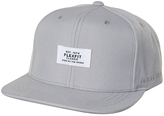 Flexfit Flex Fit Canvas Classic Snapback Cap Grey
