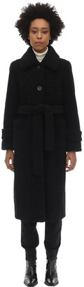 Stand Lottie Teddy Faux Fur Coat