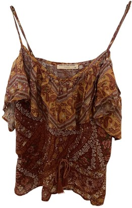 Spell & The Gypsy Collective Multicolour Viscose Tops