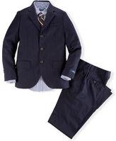 Polo Ralph Lauren II Pinstriped Wool Suit