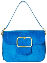Tory Burch Sawyer Suede Shoulder Bag Shoulder Handbags