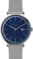 Paul Smith P10088 track stainless steel watch