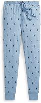Polo Ralph Lauren Allover Pony Knit Jogger Pant
